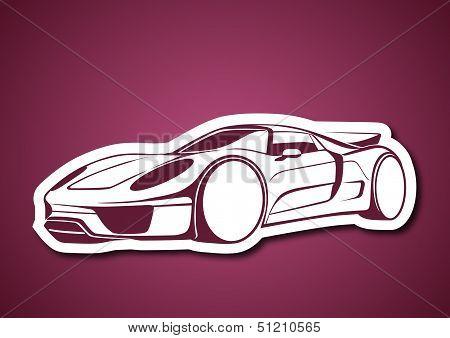 Super auto over pink