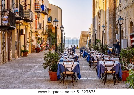Afternoon in Sicily