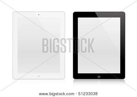 Tablets In New Ipade Style