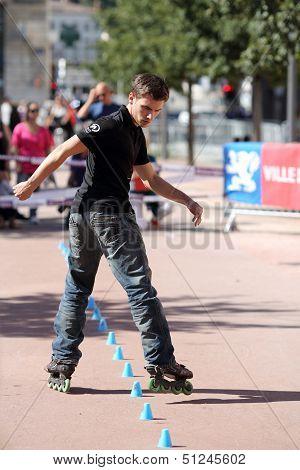 Lugdunum Roller Contest 2013