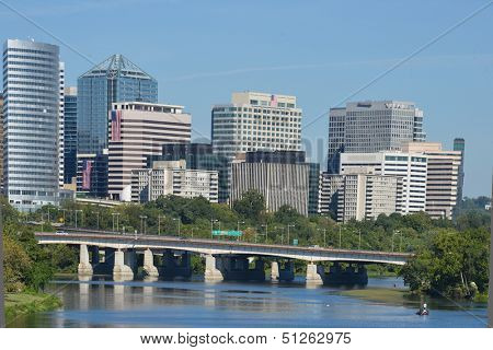Washington DC, Rosslyn - United States