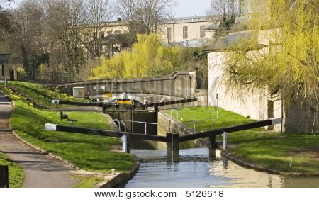 Bath Lock