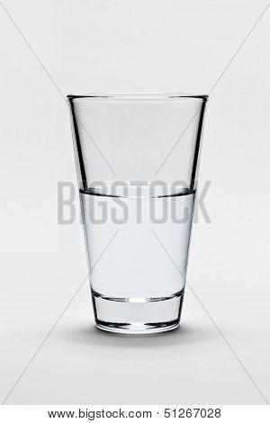 Glass Half-full Or Half-empty