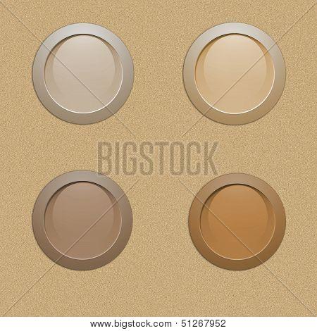 Brown Magnet