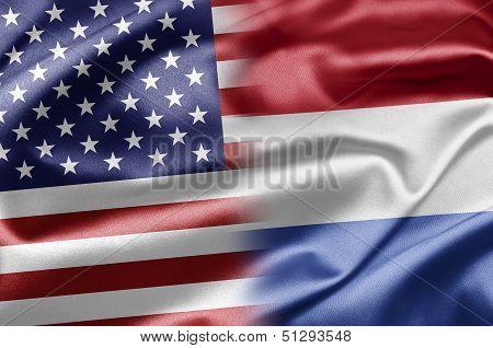 USA And Netherlands