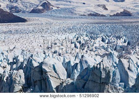 The Amazing Perito Moreno Glaciar.