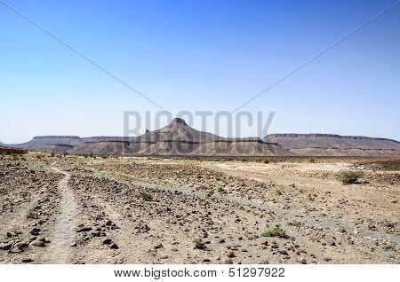 Morocco, Hamada Du Draa