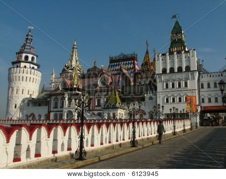 Izmailovo, Moskau