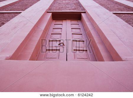 Unaccessible Door