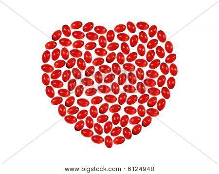 Heart From Pills