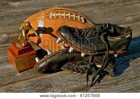 Memories of Football Years