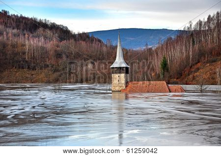 Flooded Church