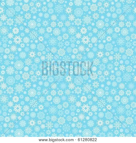 Christmas Background, Seamless Pattern
