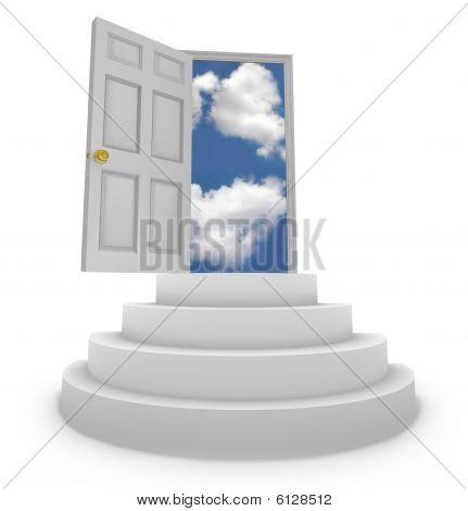 Open Door To New Opportunities