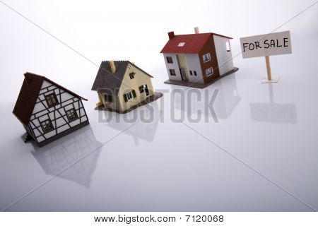 A house for sale.