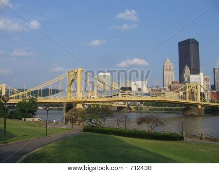 North Downtown Pittsburgh