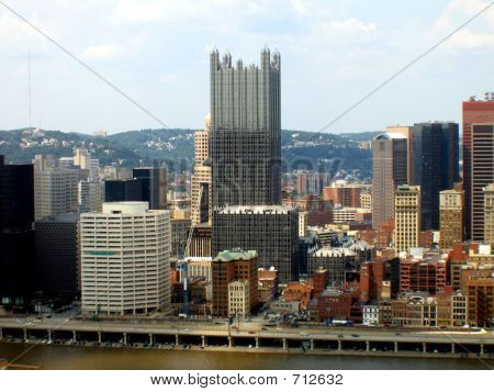 South Downtown Pittsburg