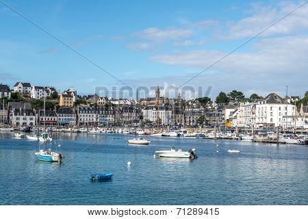 Harbor Of Audierne (france)