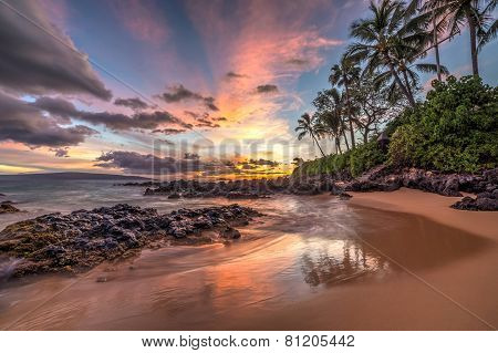 Hawaiian Sunset Wonder