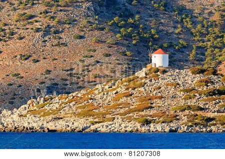 Panormitis Symi Greece