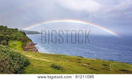 Kaupo Maui Rainbow