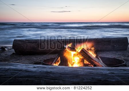 Bonfire Beach