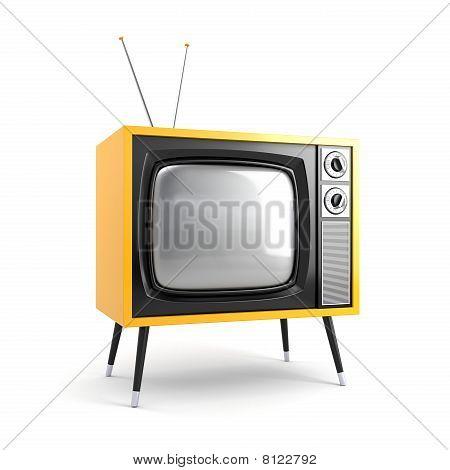 Stylish Retro Tv