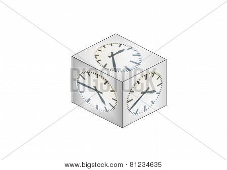 Time Cube, Cube Watches