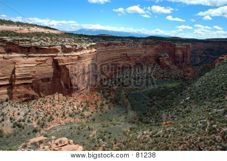 Fallen Rock Overlook