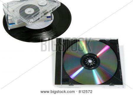 Analogue Music vs. Digital