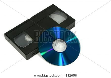 Video Cassette and DVD