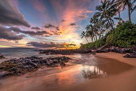 Hawaiian Sunset Wonder