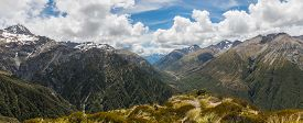 Arthur's Pass in New Zealand's South Island..