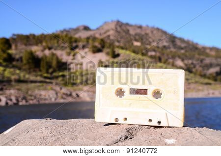 Ancient Retro Musicassette
