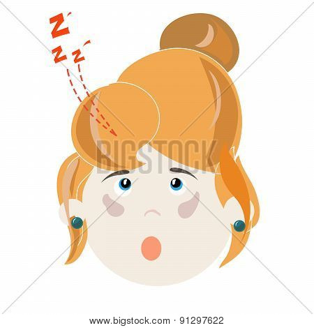 Lice head women