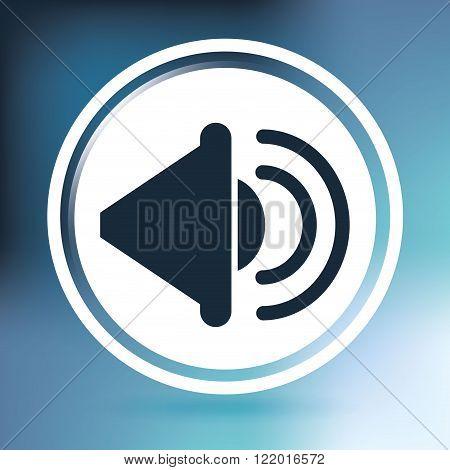 musical sound icon design