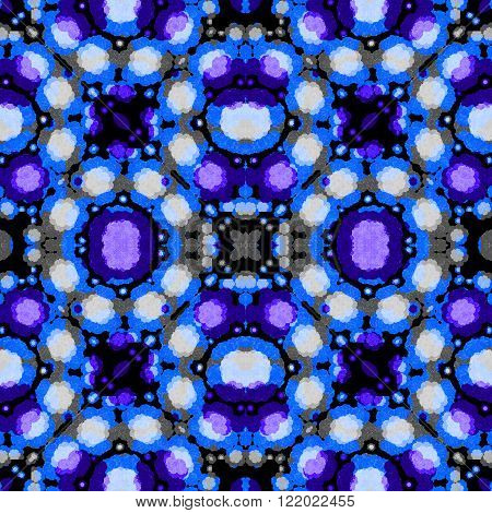Modern Check Seamless Pattern