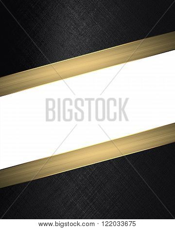 Black abstract frame. Element for design. Template for design. copy space for ad brochure or announcement invitation, abstract background.