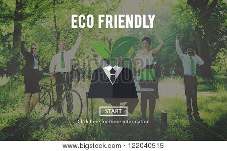 Ecology Environment Eco Friendly Concept