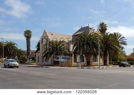Colonial German Architecture In Swakopmund