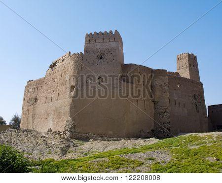 Fort Jalan Bani Bu Ali, Sultanate Of Oman