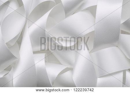 Abstract curly ribbon,ribbon background
