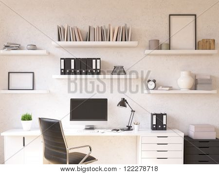 Workplace At Home