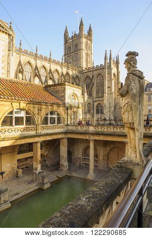 Ancient Roman Baths