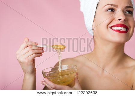 Sugaring Beauty Treatment
