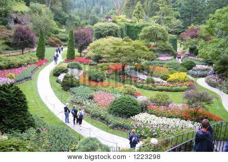 Buchard Gardens