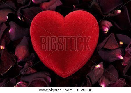 Heart Present Box