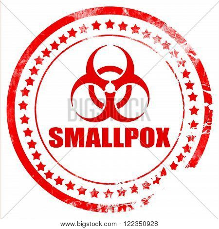 smallpox concept background with some soft smooth lines