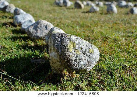 Mystical Stones, Circle