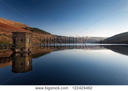 Talybont Reservoir Pump House